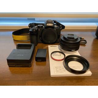 ニコン(Nikon)のニコン Nikon z50 16-50mm レンズセット(ミラーレス一眼)