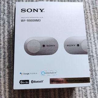 SONY - SONY WF-1000XM3 Bluetooth ノイズキャンセリング