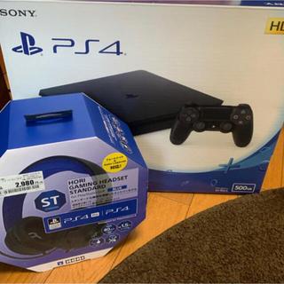 PlayStation4 - SONY PlayStation4 CUH-2200AB01、モンハンセット