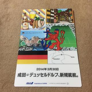 エーエヌエー(ゼンニッポンクウユ)(ANA(全日本空輸))のANA 就航記念 バインダー(航空機)