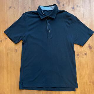 ムジルシリョウヒン(MUJI (無印良品))の無印良品 ポロシャツ メンズ M(ポロシャツ)
