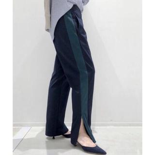 L'Appartement DEUXIEME CLASSE - アパルトモン★AMERICANA Side Line Jersey パンツ