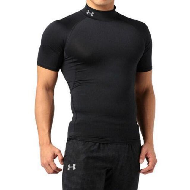 UNDER ARMOUR(アンダーアーマー)の(新品)大人気アンダーアーマー コンプレッション 半袖 シャツ メンズのトップス(Tシャツ/カットソー(半袖/袖なし))の商品写真