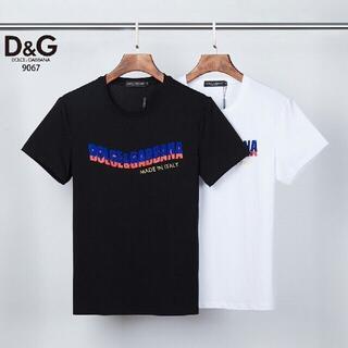 DOLCE&GABBANA - 2枚10000 DOLCE&GABBANA Tシャツ 半袖    #21