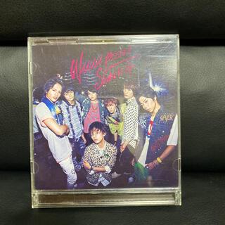 キスマイフットツー(Kis-My-Ft2)のWANNA BEEEE!!!/Shake It Up(アイドル)