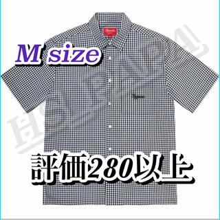 Supreme - Supreme Gingham S/S Shirt