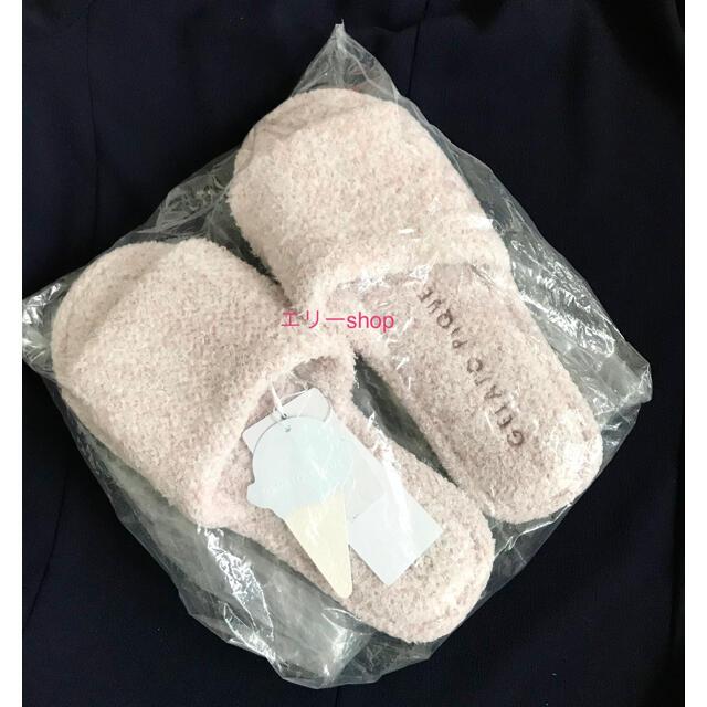 gelato pique(ジェラートピケ)の新品タグ付♡ ジェラートピケ スリッパ ルームシューズ レディースのルームウェア/パジャマ(ルームウェア)の商品写真