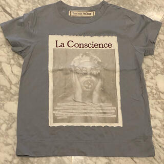 【Tu es mon TRESOR】トゥ エ モン トレゾア 半袖Tシャツ(Tシャツ(半袖/袖なし))