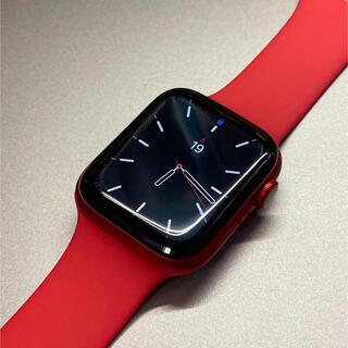 Apple Watch - Apple Watch Series 6 44mm GPS Red