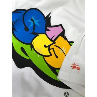 ステューシー(STUSSY)のレア 新品 Stussy Tシャツ 裏コラボ 限定 / ステューシー オールド(Tシャツ/カットソー(半袖/袖なし))