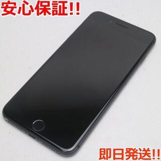 アイフォーン(iPhone)の美品 DoCoMo iPhone8 PLUS 64GB スペースグレイ (スマートフォン本体)