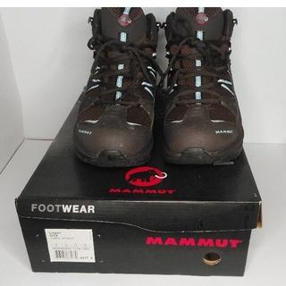 マムート(Mammut)のMAMMUT フットウェア(登山用品)