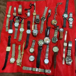 SEIKO - 【ジャンク品】腕時計 まとめ 30点+おまけ