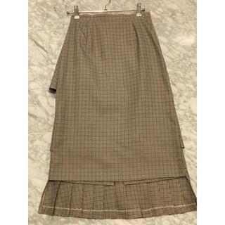 クラネ スカート CLANE(ひざ丈スカート)