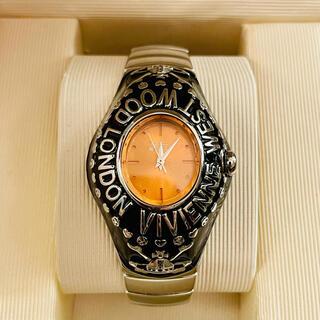 ヴィヴィアンウエストウッド(Vivienne Westwood)の美品 ヴィヴィアンウエストウッド カレッジ ウォッチ 時計 正規店購入(腕時計)