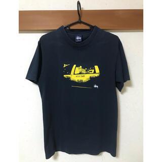 ステューシー(STUSSY)のSTUSSY プリント Tシャツ USA製(Tシャツ/カットソー(半袖/袖なし))
