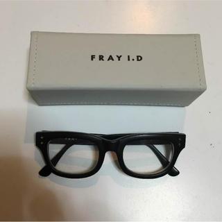 フレイアイディー(FRAY I.D)のFRAY ID メガネ(サングラス/メガネ)