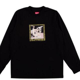 シュプリーム(Supreme)のsupreme Best in the World L/S 黒M ほぼ新品(Tシャツ/カットソー(七分/長袖))