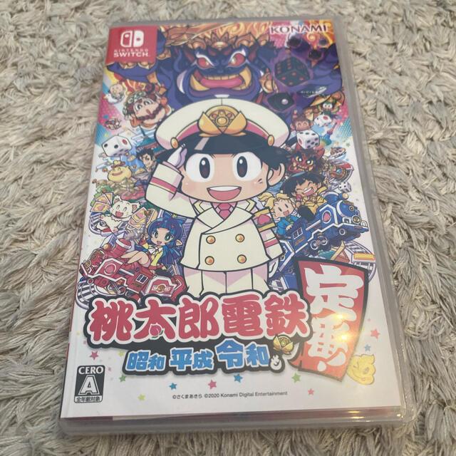 Nintendo Switch(ニンテンドースイッチ)の桃鉄 Switch ソフト 任天堂  エンタメ/ホビーのゲームソフト/ゲーム機本体(家庭用ゲームソフト)の商品写真
