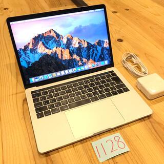 マック(Mac (Apple))のメモリ16GB! MacBook pro 13インチ 2017 タッチバー搭載(ノートPC)