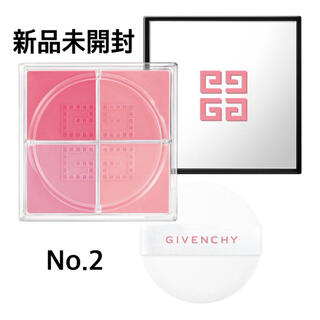 GIVENCHY - 『GIVENCHY』チーク