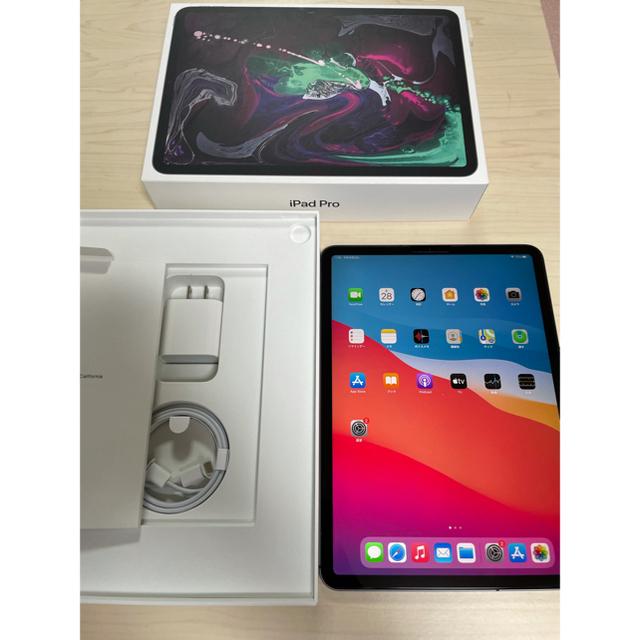 Apple(アップル)のSIMロック解除済 iPad Pro 11 256GB Wi-Fi セルラー ◯ スマホ/家電/カメラのPC/タブレット(タブレット)の商品写真