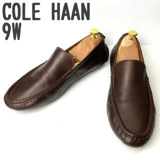 コールハーン(Cole Haan)のCOLE HAAN ドライビングシューズ ローファー 革靴 グローブレザー(ドレス/ビジネス)