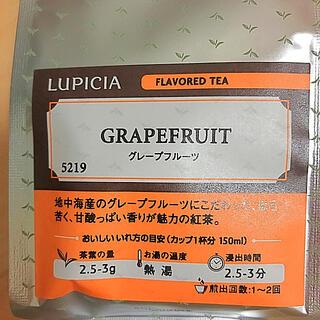 ルピシア(LUPICIA)のルピシア グレープフルーツ(茶)