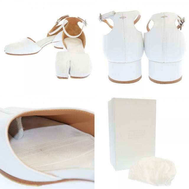 Maison Martin Margiela(マルタンマルジェラ)のMartin Margiela マルタンマルジェラ パンプス レディースの靴/シューズ(ハイヒール/パンプス)の商品写真
