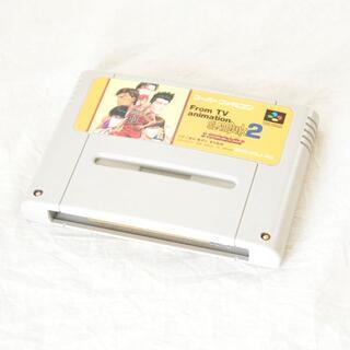 スーパーファミコン(スーパーファミコン)のスーパーファミコン/スラムダンク2/37(家庭用ゲームソフト)