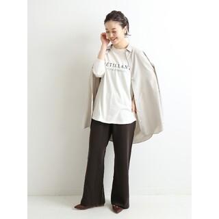 イエナ(IENA)の『IENA』PETILLANT ロングTシャツ(カットソー(長袖/七分))