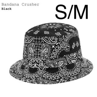 Supreme - Supreme Bandana Crusher black バンダナ ブラック