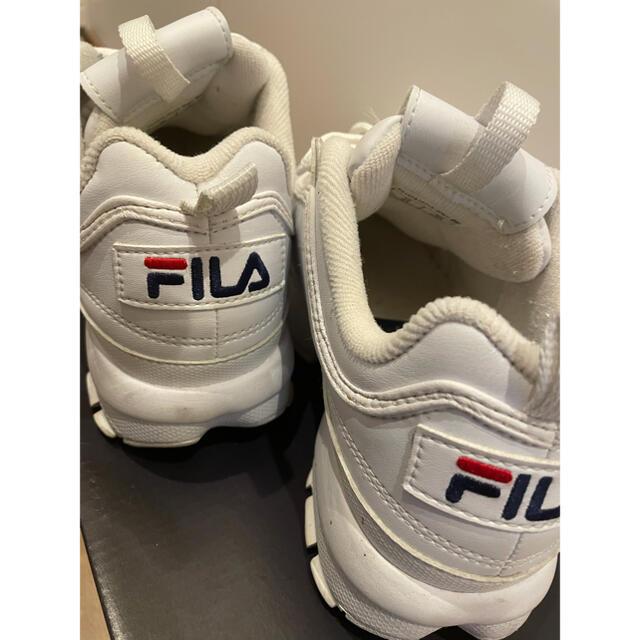 FILA(フィラ)のFILA スニーカー レディースの靴/シューズ(スニーカー)の商品写真