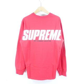 シュプリーム(Supreme)のSupreme 19aw Trademark L/S TOP シュプリーム (Tシャツ/カットソー(七分/長袖))