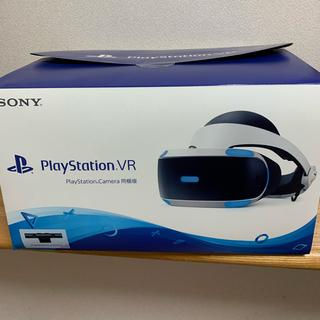 PlayStation VR - PlayStation VR本体 カメラ付 新型PSVR