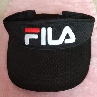 フィラ(FILA)の【新品未使用】FILAのサンバイザー(その他)
