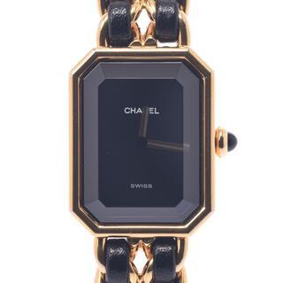 シャネル(CHANEL)のシャネル  プルミエール 腕時計(腕時計)
