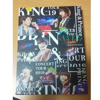 King & Prince CONCERT TOUR 2019 DVD