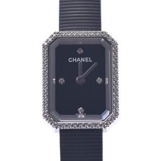 CHANEL - シャネル  プルミエール 4Pダイヤ ベゼルダイヤ 腕時計