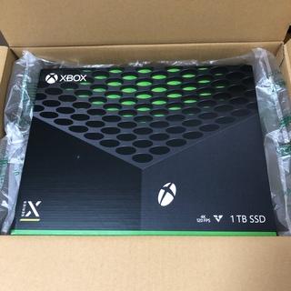 エックスボックス(Xbox)のXbox Series X RRT-00015(家庭用ゲーム機本体)