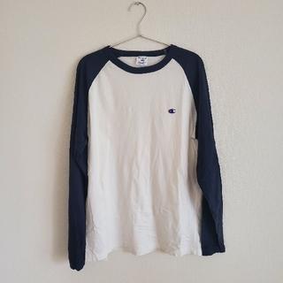 チャンピオン(Champion)のチャンピオン Champion ロングTシャツ(Tシャツ/カットソー(七分/長袖))