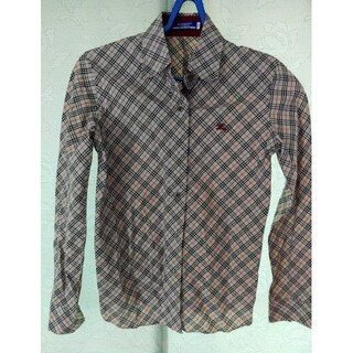 バーバリーブルーレーベル(BURBERRY BLUE LABEL)のバーバリーブルーレーベルのシャツ(シャツ/ブラウス(長袖/七分))