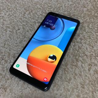 Galaxy - Galaxy A7 SIMフリー ブラック 64GB