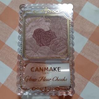 キャンメイク(CANMAKE)のキャンメイク  グロウフルールチークス14(チーク)