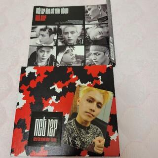 NCT127 デビューミニアルバム Fire track(K-POP/アジア)