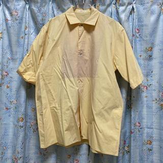 ヨウジヤマモト(Yohji Yamamoto)のヨウジヤマモト   ワイドオーバーシャツ(シャツ)
