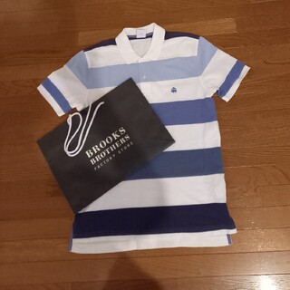 ブルックスブラザース(Brooks Brothers)のブルックスブラザースポロシャツ(ポロシャツ)