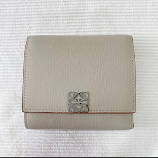 LOEWE - LOEWE ロエベ アナグラム スクエア 8cc ウォレット 財布