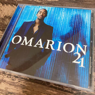 【used】Omarion21 アルバム