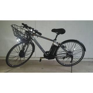 BRIDGESTONE - 美品 ブリヂストン TB1e 電動アシスト クロスバイク